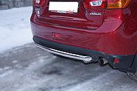 Mitsubishi ASX 2013- Защита задняя D 60,3