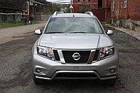 Nissan Terrano 2014- Защита передняя волна D 50,8, фото 1