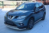 Nissan X-Trail 2015- Пороги труба D 60,3, фото 1
