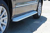 Suzuki Grand Vitara 2012- пороги с площадкой D 50,8, фото 1