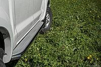 Toyota Hilux 2012- Пороги с площадкой D 60,3, фото 1