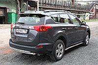 Toyota RAV-4 2013- Защита задняя уголки D 60,3, фото 1
