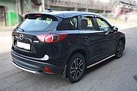 Защита заднего бампера Mazda CX-5 D 60,3