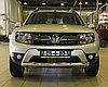 Защита переднего бампера Renault Duster 2015- Овал D 75х42