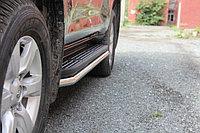 Защита порогов Toyota Land Cruiser Prado 150 2014- D 50,8 , фото 1