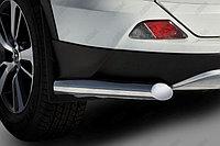 Защита заднего бампера Toyota RAV-4 2015- уголки D 60,3, фото 1