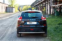 Защита заднего бампера Lada Xray D50.8, фото 1