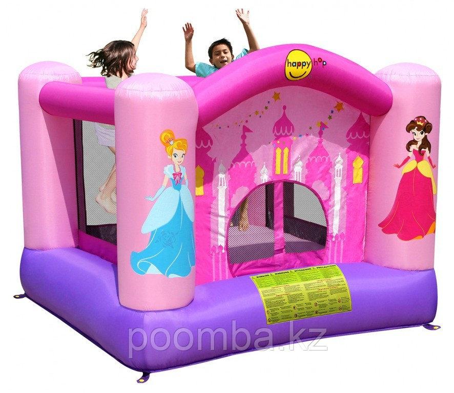 Надувной батут для девочек «Принцесса»