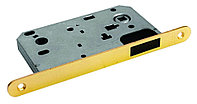 Защелка сантехническая магнитная на 90 мм Morelli MM 2090 PG (корпус металл, цвет: золото)