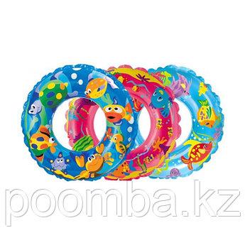 """Надувной круг """"Рифы океана"""", 61 см"""