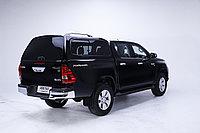 Кунг Sammitr S PLUS V2 для пикапа Toyota Hilux Revo 2015- (раздвижные боковые стекла)