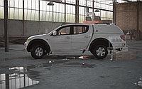 КУНГ RAM TRUCK MITSUBISHI L200 LONG 2014+ (УДЛИНЕНЫЙ) (КОММЕРЧЕСКИЙ В ЦВЕТ)