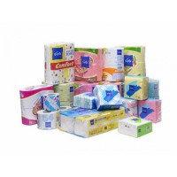 Гигиена - бумага, салфетки, презервативы...