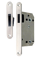 Защелка сантехническая магнитная на 70 мм Morelli 2070M SN (корпус металл, цвет: никель)