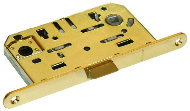 Защелка бесшумная сантехническая Morelli 1895P PG (цвет: золото)