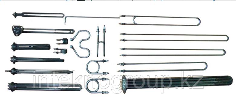 Нагревательный элемент 15kW, 380В, 800mm, материал Incoloy
