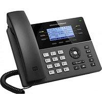 Grandstream GXP1760, IP телефон, 3 SIP аккаунта, PoE