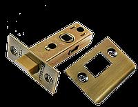 Защелка межкомнатная Morelli L6-45 AB (цвет: бронза), фото 1