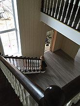 Лестница поворотная