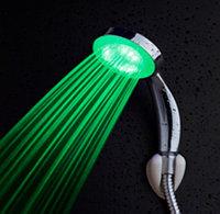 Душевая лейка LED, фото 1