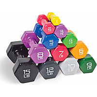 Гантели для фитнеса 8 кг (4 кг + 4 кг)