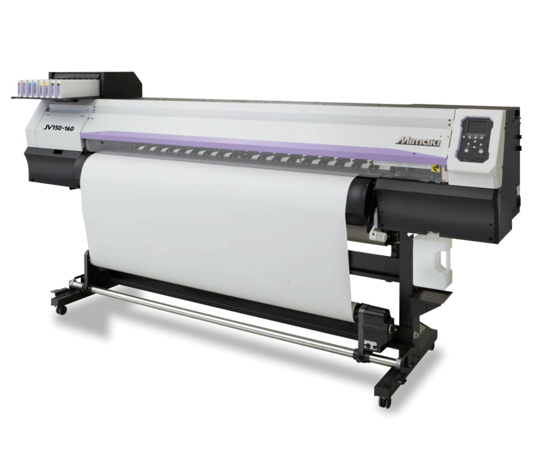 Сольвентный плоттер Mimaki JV150 -130 + Чернила  BS3 600ml  8шт. + Экокейс 8шт