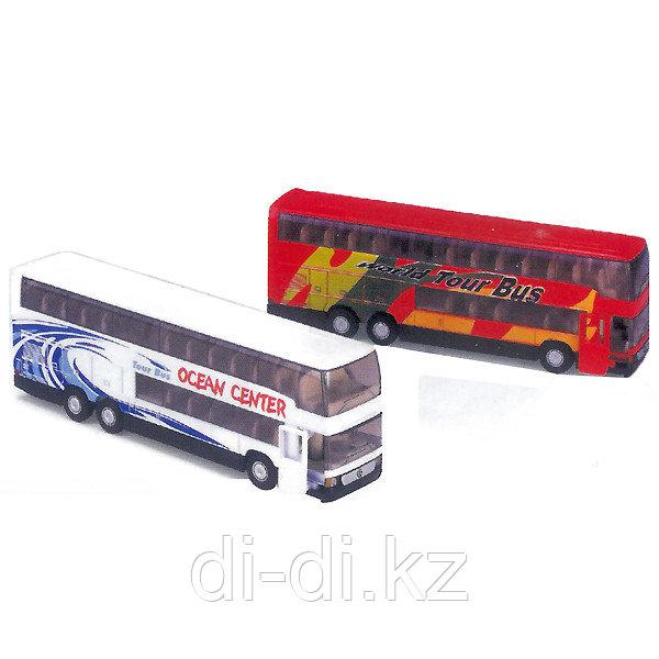 Игрушка модель автобуса 1:64 Mercedes-Benz