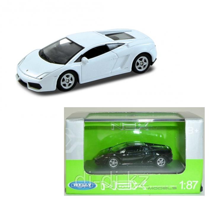 Игрушка модель машины 1:87 Lamborghini Gallardo LP560-4