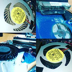 Чистка ноутбука с заменой термо-пасты, фото 2