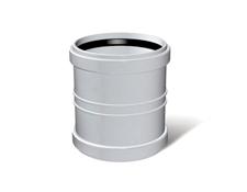 Муфта ПВХ канализационный 3.2 mm д100