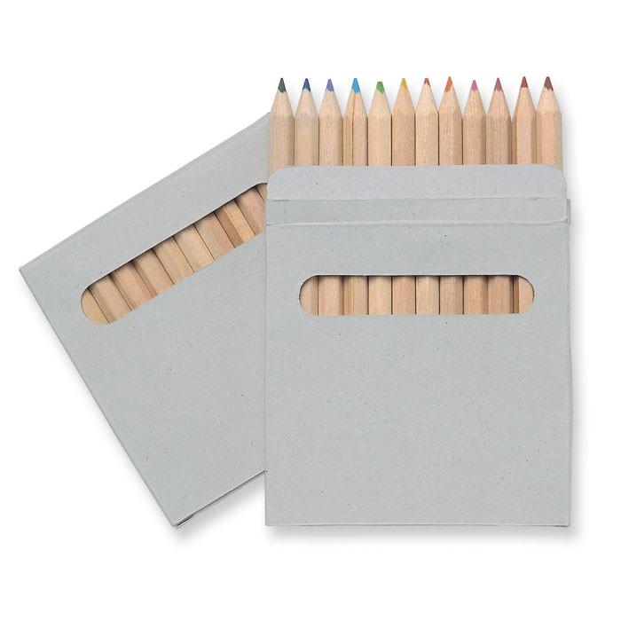Набор из 12 разноцветных карандашей, ARCOLOR