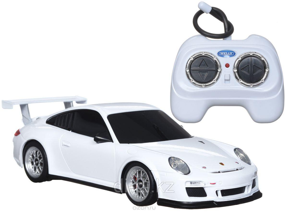 Игрушка р/у модель машины 1:24 Porsche 911 GT3 Cup