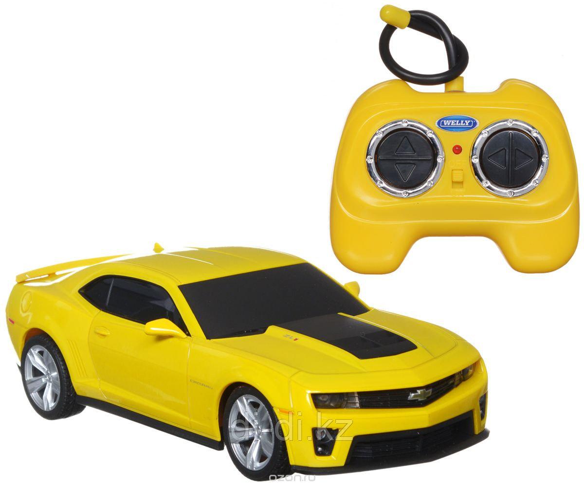 Игрушка р/у модель машины 1:24 Chevrolet Camaro ZL1