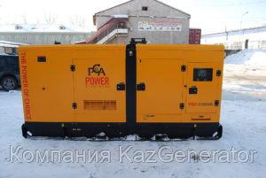 Дизельный генератор PCA POWER PRD 250