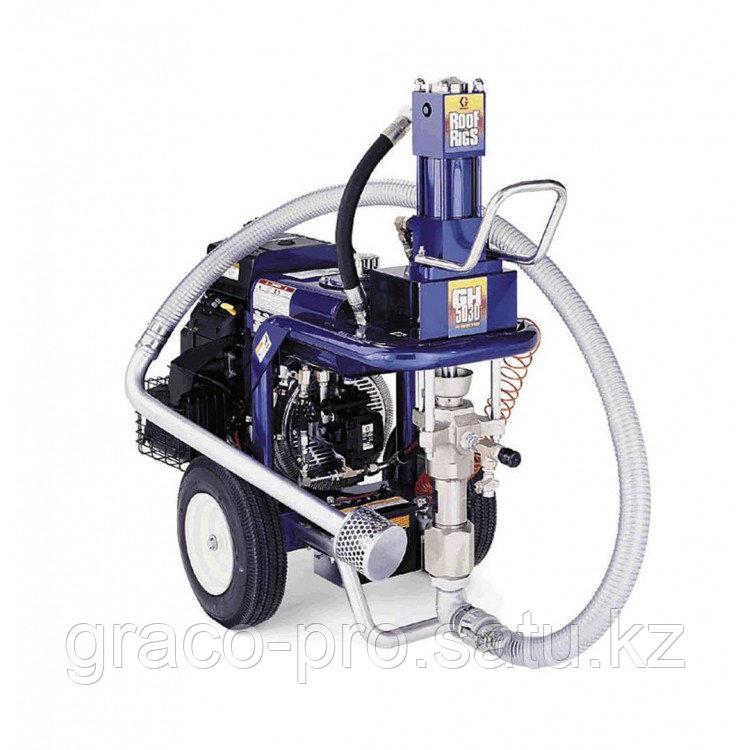 Гидравлический агрегат безвоздушного распыления GRACO  GH-2570