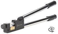 Пресс механический универсальный для клиновидной опрессовки наконечников ПМУ-120 ™КВТ