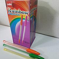 Разноцветные шариковые ручки Cello rainbow