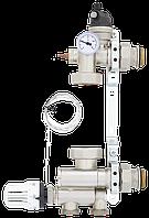 Устройство подмешивания (стабилизации температуры 20-55 градусов) теплого пола