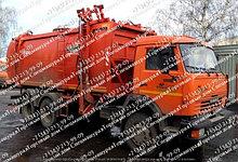 Запчасти для мусоровозов с боковой загрузкой (ОАО «Арзамасский завод «Коммаш»)