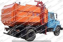 Запчасти для мусоровозов с боковой загрузкой серии (ОАО «Мценский завод «Коммаш»)