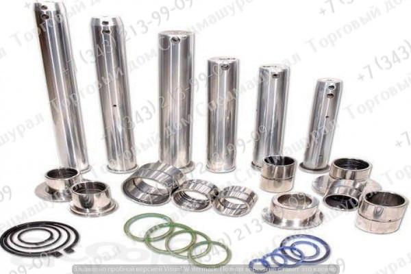 Втулки, пальцы, уплотнения для экскаваторов Hyundai (Хундай)