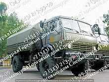 Запчасти для КАМАЗ 4350 (4х4)