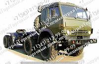 Запчасти для КамАЗ-6450 8х8