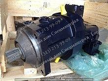 Мотор поворота на Hyundai R160LC-7 31N6-10160