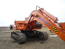 Запчасти для гусеничных экскаваторов Кранекс ЕК-270