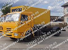 Запчасти для КАМАЗ 4308