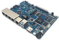 Banana Pi BPI-R2 - новый одноплатный компьютер