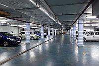 Гидроизоляция паркингов горячим нанесением полиурии
