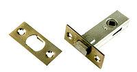 Дверная задвижка врезная Morelli B6-45 AB (цвет: бронза)