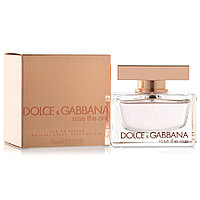 "D&G ""ROSE THE ONE"""